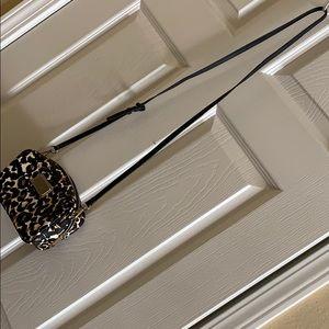 Victoria's Secret cheetah purse